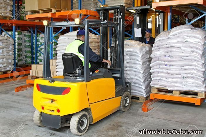 1st picture of Forklift for rent - 3 tonner & 5 tonner For Rent in Cebu, Philippines