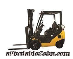1st picture of Forklift rentals For Rent in Cebu, Philippines