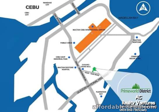 2nd picture of PRIME WORLD DISTRICT RESIDENTIAL CONDO UNIT For Sale in Cebu, Philippines