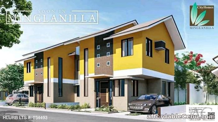 2nd picture of HOUSE AND LOT - CONDO TITLE IN MINGLANILLA For Sale in Cebu, Philippines