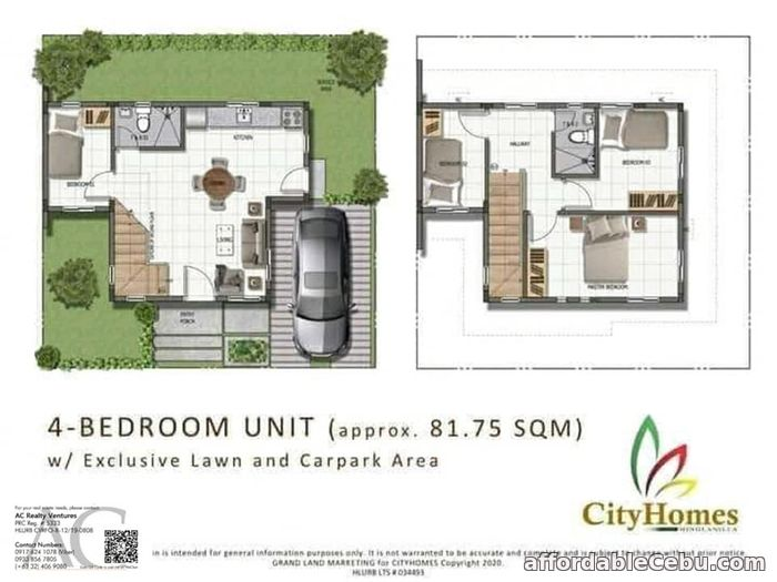 3rd picture of HOUSE AND LOT - CONDO TITLE IN MINGLANILLA For Sale in Cebu, Philippines