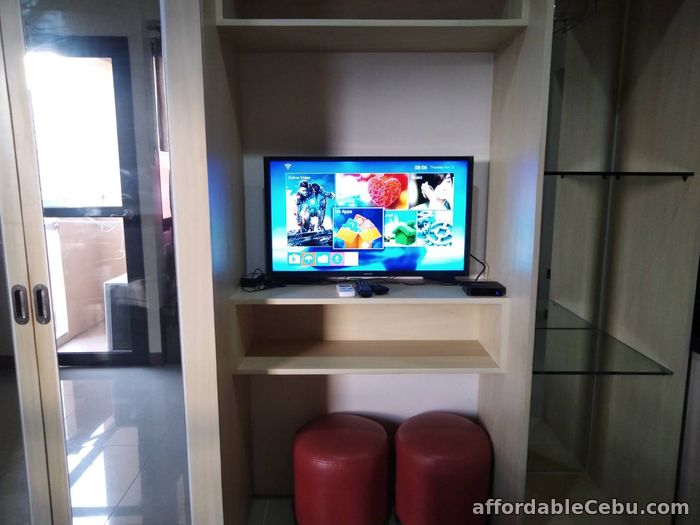 5th picture of Studio Unit for RENT (FREE WIFI + HOT AND COLD SHOWER) at Mabolo Garden Flats For Rent in Cebu, Philippines