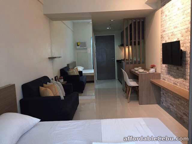 3rd picture of Studio Rent The Currency Tower Ortigas (P25K fully furnished) For Rent in Cebu, Philippines