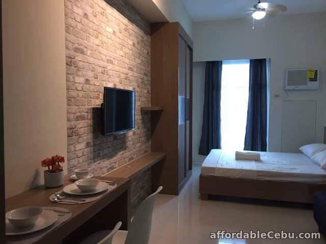 1st picture of Studio Rent The Currency Tower Ortigas (P25K fully furnished) For Rent in Cebu, Philippines