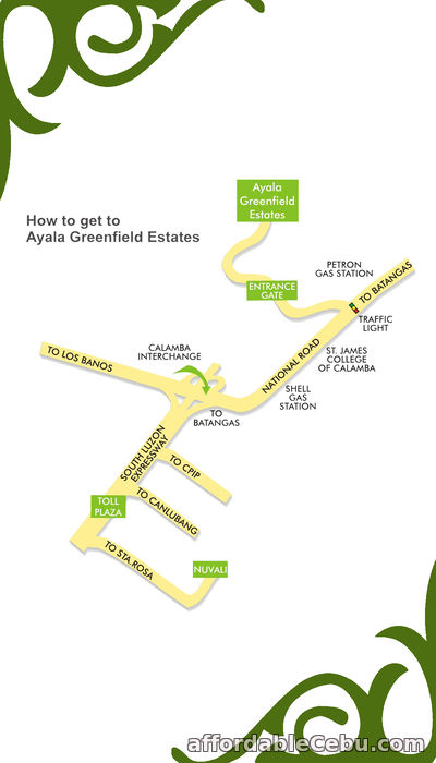 4th picture of Ayala Greenfield Estates (Lot 563sqm PHP 10M only) For Sale in Cebu, Philippines