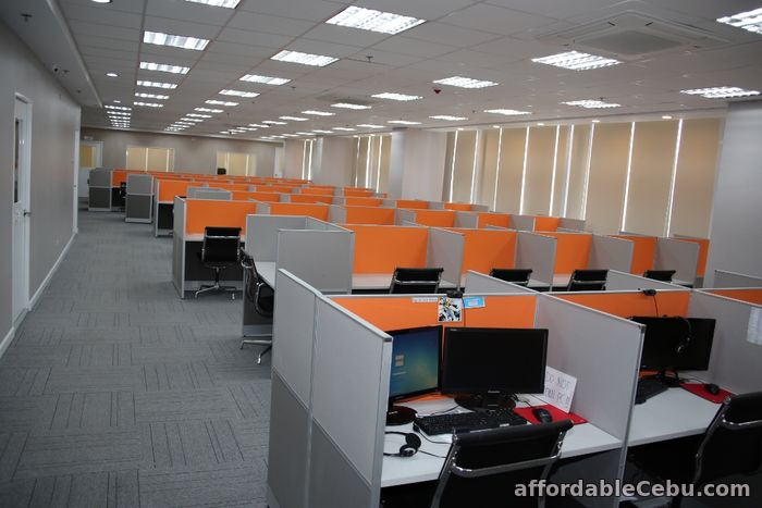 4th picture of World Class Call Center Seat Lease For Rent in Cebu, Philippines