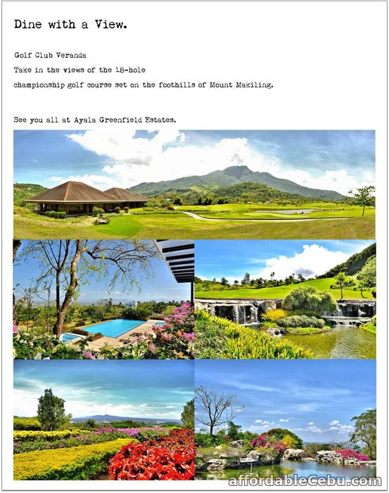 3rd picture of Ayala Greenfield Estates (Lot 563sqm PHP 10M only) For Sale in Cebu, Philippines