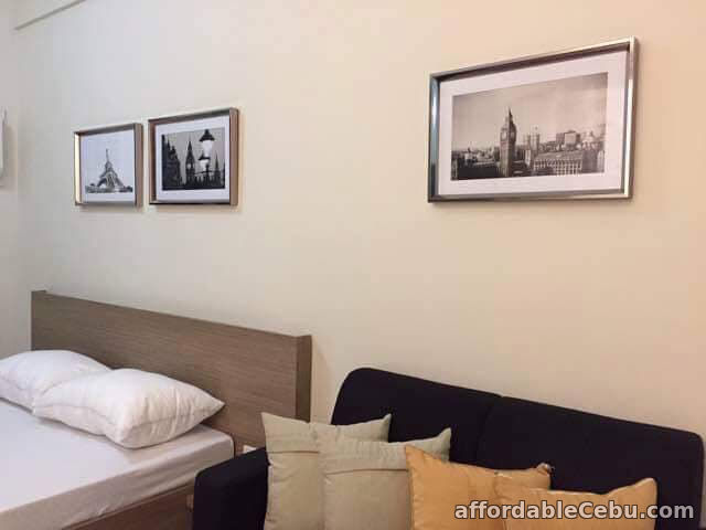 5th picture of Studio Rent The Currency Tower Ortigas (P25K fully furnished) For Rent in Cebu, Philippines