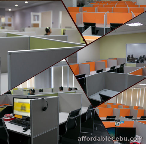 1st picture of State of the Art Call Center Seat Leasing For Rent in Cebu, Philippines