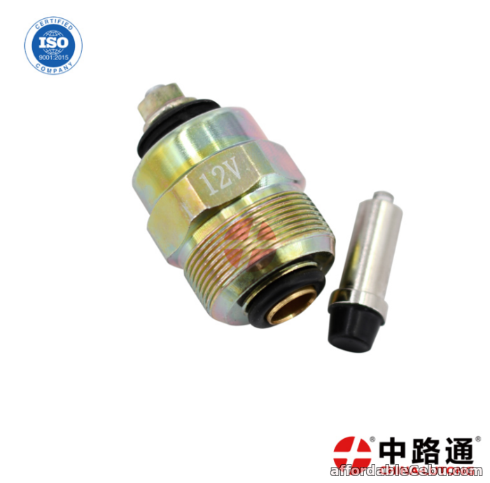 1st picture of Diesel Injection Pump Shut Off Solenoid Valve 9900015-12V For Sale in Cebu, Philippines