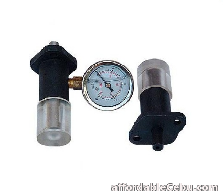 1st picture of VE pump piston stroke gauge oil filled small pressure gauge For Sale in Cebu, Philippines