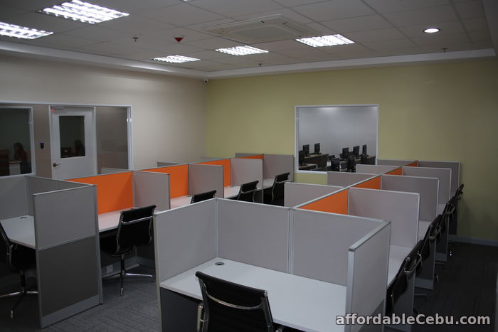 1st picture of Call Center Seat Leasing Inquire Now For Rent in Cebu, Philippines