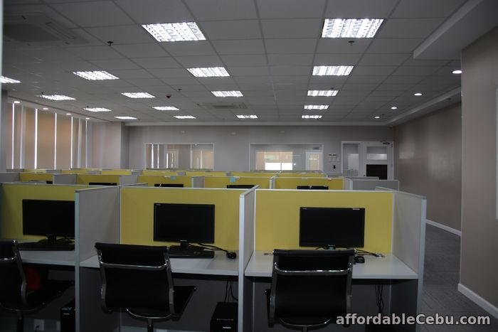 1st picture of Plug and Play Call Center/BPO Seat Lease For Rent in Cebu, Philippines