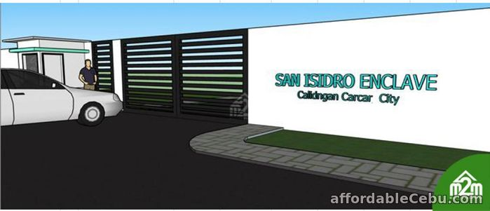 4th picture of San Isidro Enclave(LOT ONLY) Calidngan, Carcar City, Cebu For Sale in Cebu, Philippines
