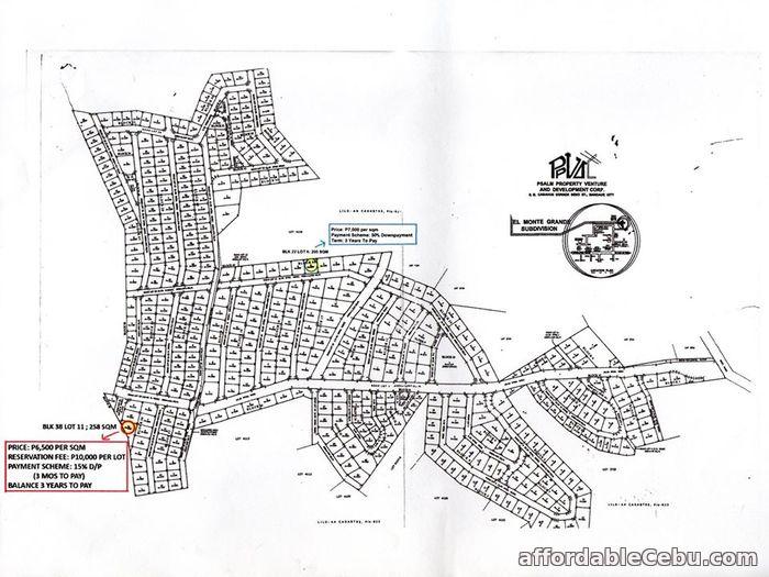 5th picture of El Monte Grande(LOT ONLY) San Vicente, Liloan, Cebu City For Sale in Cebu, Philippines