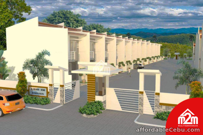 2nd picture of Il Grande Residences(TOWNHOUSE) Tubod,Toledo,Cebu,Philippines For Sale in Cebu, Philippines