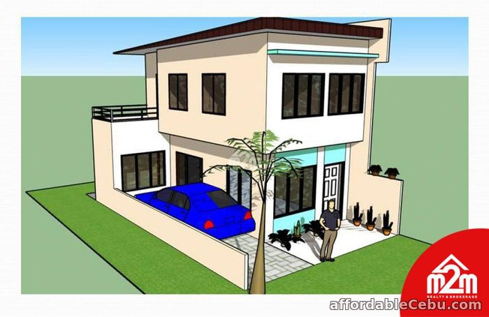 1st picture of Gregory Homes(SINGLE ATTACHED MODEL) Sitio Bas, Perrelos, Carcar, Cebu, Philipines For Sale in Cebu, Philippines