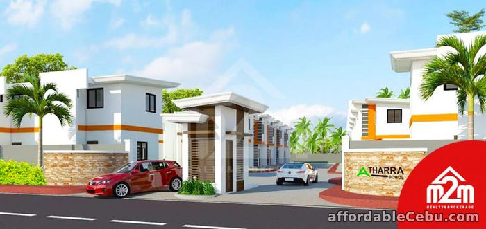 1st picture of Atharra Residences Bohol(ROSEMARY MODEL) Libertad, Baclayon Bohol For Sale in Cebu, Philippines