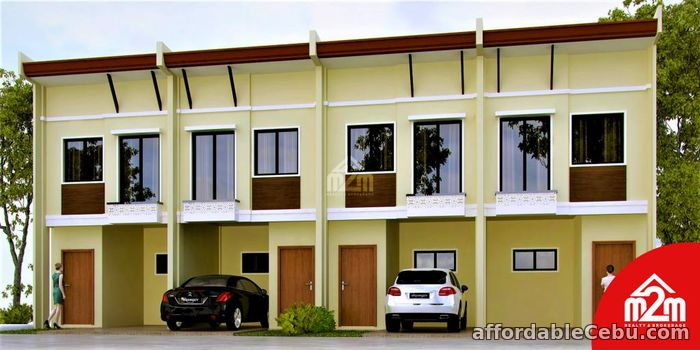 1st picture of Henaville Homes(ROWHOUSE)Brgy. Tuyom, Carcar, Cebu, Philipines For Sale in Cebu, Philippines