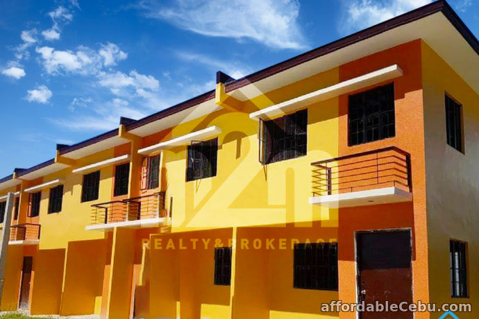2nd picture of Camella Carcar(ARYANNA-TOWNHOUSE MODEL) Can-asujan, Carcar For Sale in Cebu, Philippines