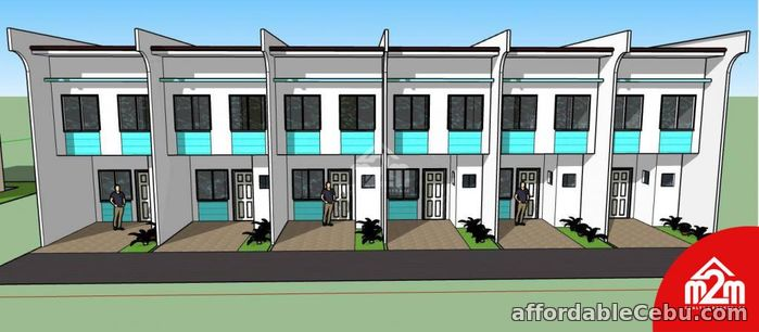 1st picture of Gregory Homes(TOWNHOUSE)Sitio Bas, Perrelos, Carcar, Cebu, Philipines For Sale in Cebu, Philippines