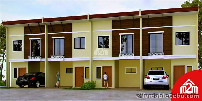 1st picture of Henaville Homes(TOWNHOUSE)Brgy. Tuyom, Carcar, Cebu, Philipines For Sale in Cebu, Philippines