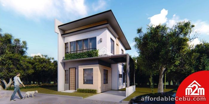 1st picture of Elkwood Homes(LILY MODEL) Tabunok, Talisay, Cebu, Philipines For Sale in Cebu, Philippines