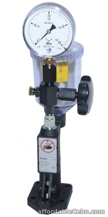 1st picture of Bosch Injector Tester Efep 60h For Sale in Cebu, Philippines