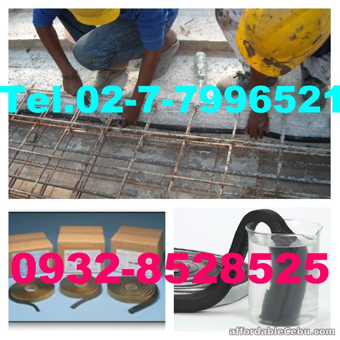 2nd picture of Bentonite Waterstop, Water Stop, Hydrophilic Waterstop, Swellable Waterstop, Swelling Waterstop, Hydrophilic Bentonite Swellable Waterstop, For Sale in Cebu, Philippines