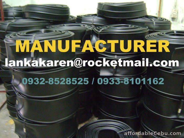 3rd picture of Rubber Waterstop, PVC Waterstop, Water Stop, Rubber Cushion, Rubber Sheet, Rubber Stop, Waterstopper, Water Stopper, Rubber Waterstopper, Wa For Sale in Cebu, Philippines