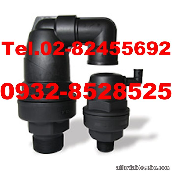 5th picture of Air Release Valve, Air Valve, Air Vent, Air Discharge Valve, Air Operated Valve, Air Release Valve in Metro Manila, Air Release Valve in Man For Sale in Cebu, Philippines