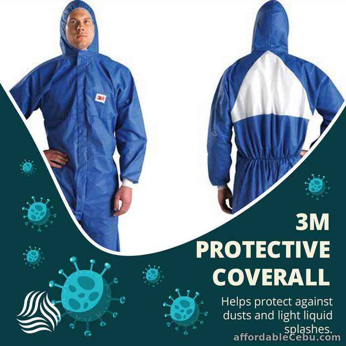 1st picture of Protective Coverall Medical For Sale in Cebu, Philippines