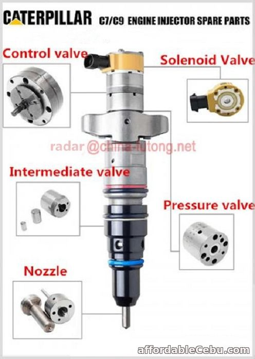 1st picture of CAT Injector Intermediate Valve for sale For Sale in Cebu, Philippines