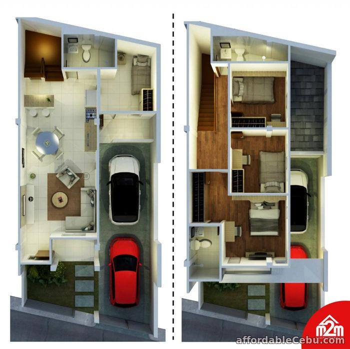 4th picture of 217 Paragon Homes(DUPLEX UNIT)Tungkil, Minglanilla, Cebu City For Sale in Cebu, Philippines