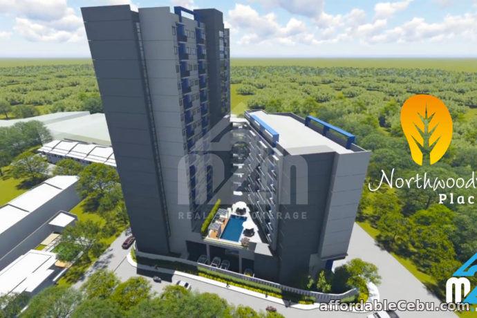 2nd picture of Northwoods Place(STUDIO UNIT)Canduman, Mandaue, Cebu For Sale in Cebu, Philippines