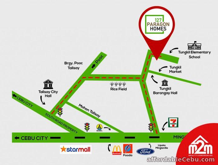 5th picture of 217 Paragon Homes(DUPLEX UNIT)Tungkil, Minglanilla, Cebu City For Sale in Cebu, Philippines