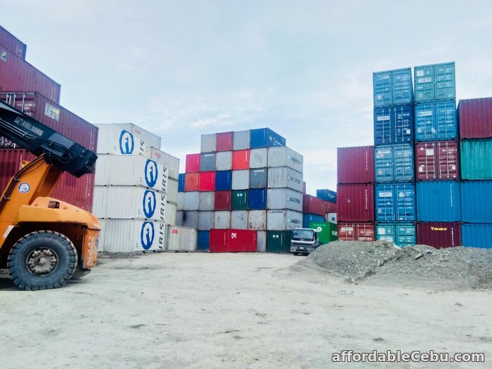 2nd picture of 20ft Container Van sale For Sale in Cebu, Philippines