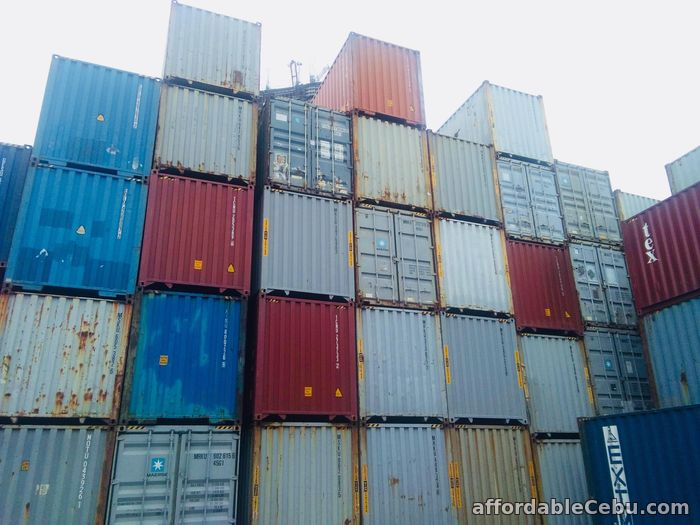3rd picture of 20ft Container Van sale For Sale in Cebu, Philippines