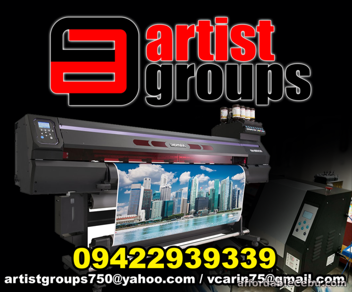 1st picture of Online Designing & Tarpaulin Printing Offer in Cebu, Philippines