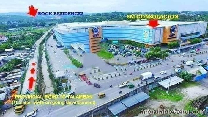 1st picture of LOT FOR SALE IN POLOG CONSOLACION For Sale in Cebu, Philippines