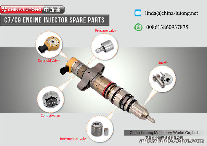 1st picture of 3126 cat injector o'ring kit&cat 3126 injector o rings For Sale in Cebu, Philippines