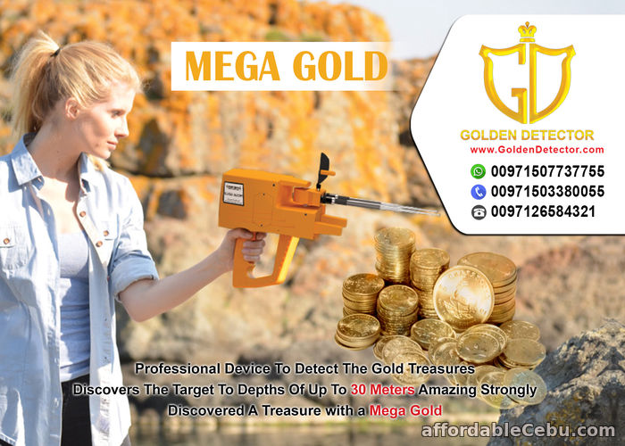 2nd picture of MEGA GOLD BY MEGA LOCATOR For Sale in Cebu, Philippines