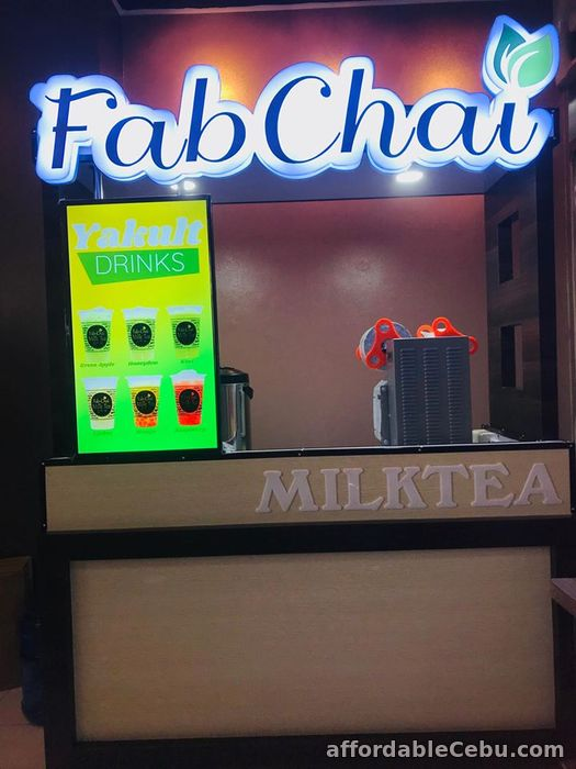 4th picture of Fab Chai Milk Tea Franchise Offer in Cebu, Philippines