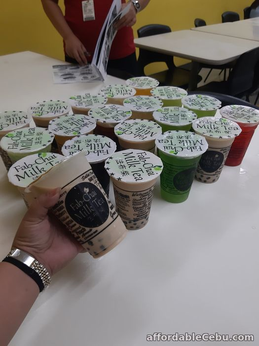 5th picture of Fab Chai Milk Tea Franchise Offer in Cebu, Philippines