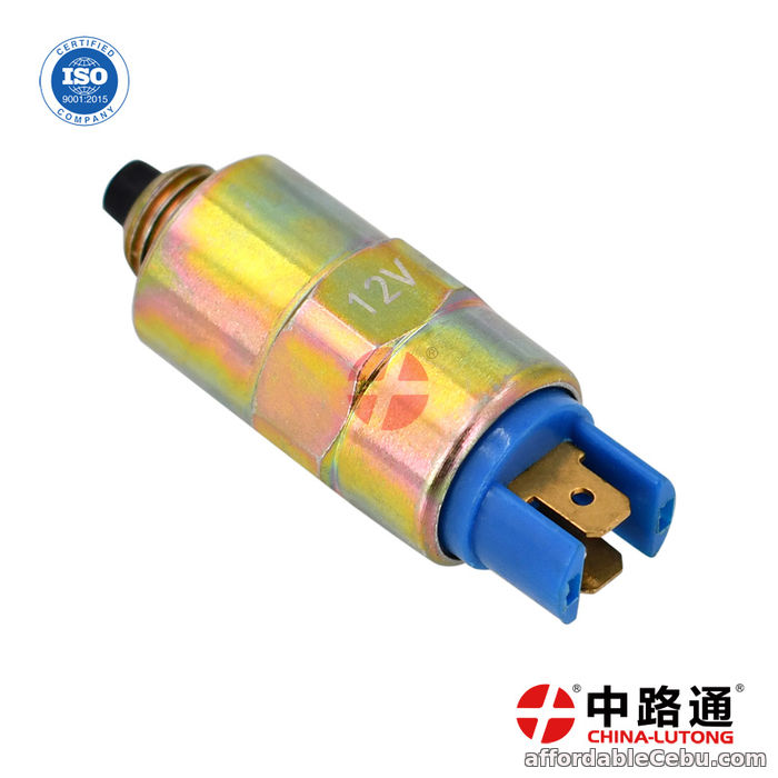 1st picture of Lucas CAV Delphi universal 12v stop solenoid 7167-620D for jcb delphi injection pump For Sale in Cebu, Philippines