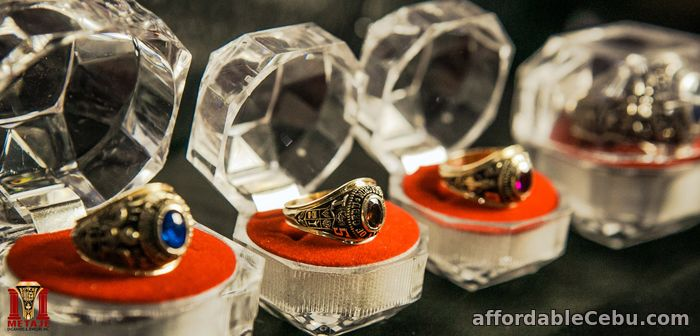 2nd picture of CLASS RING - Customize your class ring today with Metaje For Sale in Cebu, Philippines