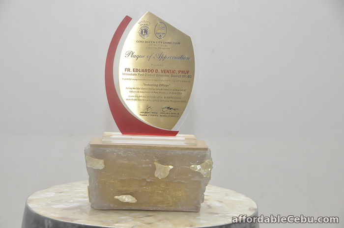 1st picture of Award Plaques For Sale in Cebu, Philippines