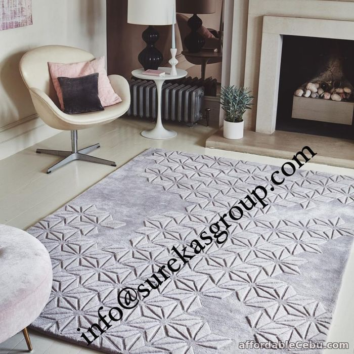 1st picture of Custom hand tufted rugs carpets Offer in Cebu, Philippines