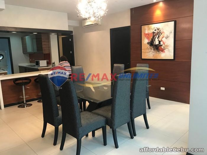 1st picture of FOR RENT: Large Luxurious 2 BR at Blue Sapphire BGC with 2 parking For Rent in Cebu, Philippines