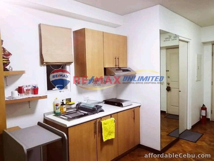 3rd picture of FOR SALE: Furnished Studio Unit with parking at The Columns Ayala Ave. For Sale in Cebu, Philippines